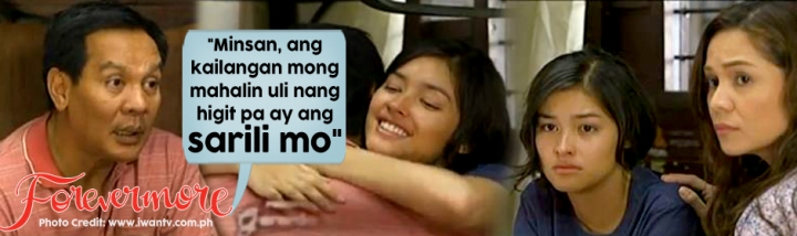 Forevermore quote of the day Minsan ang kailangan mong -940x280